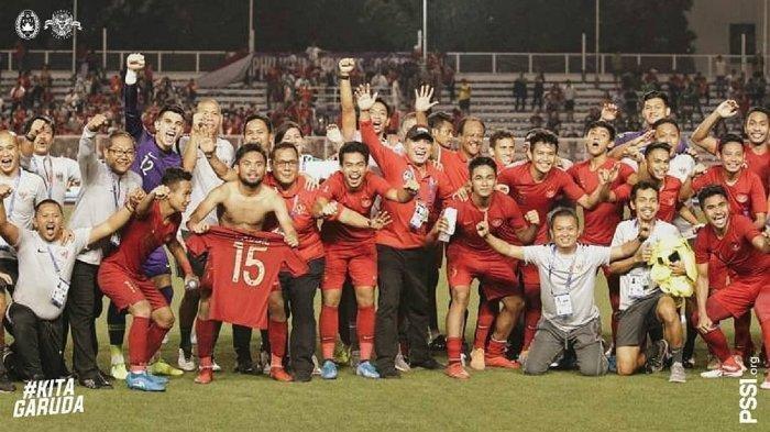 Malam ini, Timnas Indonesia U23 vs Vietnam Final SEA Games 2019, Tonton Gratis LIVE Streaming RCTI