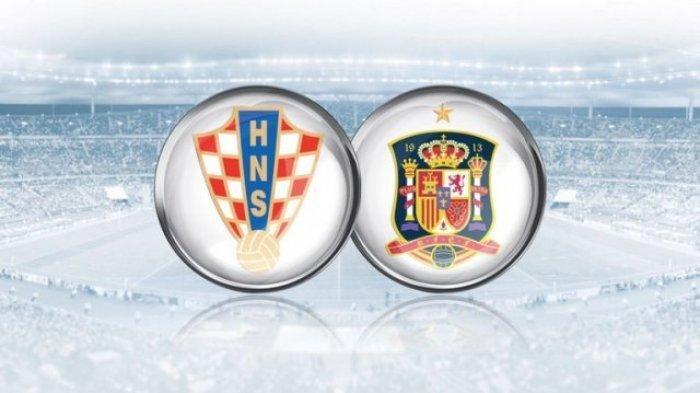 Live Streaming Kroasia Vs Spanyol Pukul 02.45 WIB, UEFA Nations League A Grup 4