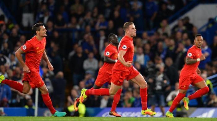 Catatan Menarik Liverpool Kandaskan Chelsea di Stamford Bridge