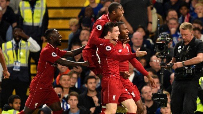 Kemenangan Chelsea Buyar akibat Gol Ajaib Sturridge