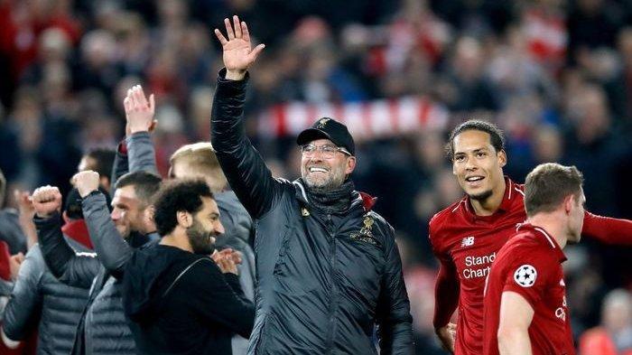 Misi Mustahil Liverpool Hingga Bikin Klopp Takjub dan Sosok Dibalik Kemenangan Fantastis