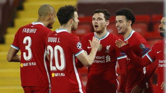 Hasil Lengkap Liga Champions, Liverpool dan Real Madrid Beda Nasib 180 Derajat, Atletico Imbang 1-1