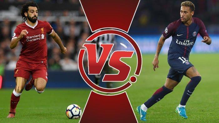 Liga Champions Dimulai Live RCTI Pukul 02.00 WIB, Liverpool Vs PSG Perang Para Bintang