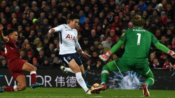 Tottenham Dapatkan Dua Pinalti Saat Bertandang ke Anfield, Juergen Klopp Soroti Keputusan Wasit