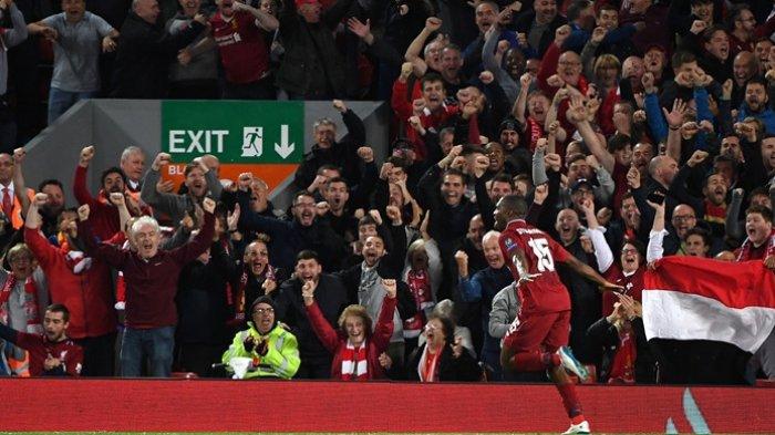 Liga Champions - Tekan PSG Sejak Menit Awal, Liverpool Akhirnya Petik Kemenangan