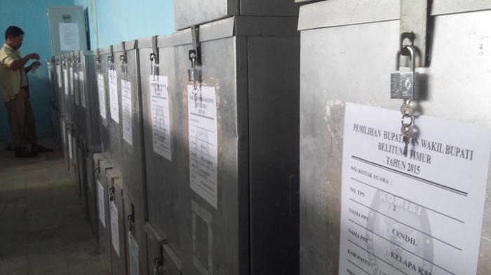Panwaslu Indikasikan 170 TPS Rawan di Beltim