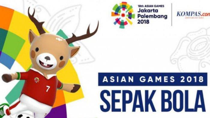Inilah Hasil Lengkap Terbaru Sepak Bola Asian Games 2018, 5 Tim Lolos ke Babak 16 Besar