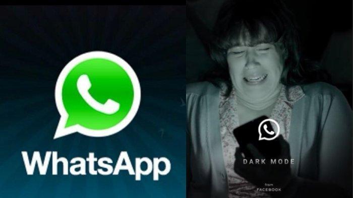WhatsApp Dark Mode untuk Android dan iOS Resmi Diluncurkan, Begini Cara Mengaktifkan Mode Gelap Ini