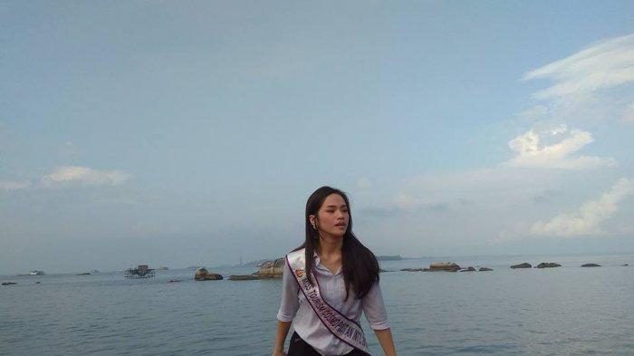 Putri Pariwisata Indonesia 2016 kangen Otak-otak dan Seafood Bangka