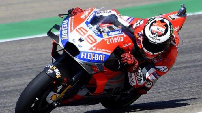 Lorenzo  dan Marquez Barisan Terdepan, Rossi Ke-18