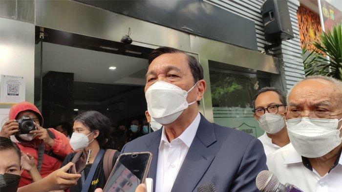 Menko Luhut Blak-Blakan Soal Bisnis Tambang di Intan Jaya, Akui Sempat Bilang Oke, Mundur Gegara Ini