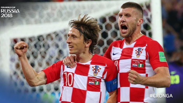 Turunkan 8 Starter Baru, Kroasia Tetap Menang Lawan Islandia, Sempurnakan Kemenangan di Fase Grup