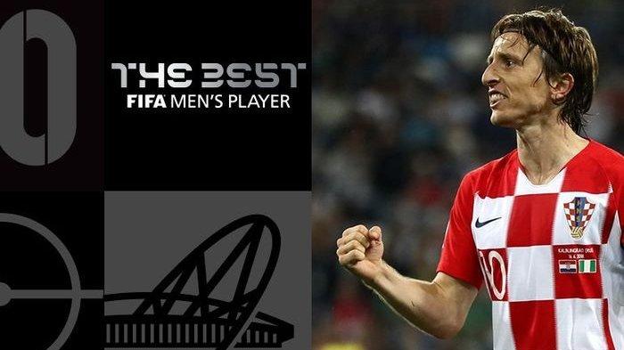 Jadi Pemain Terbaik Dunia versi FIFA 2018, Ini 3 Rekor Luka Modric
