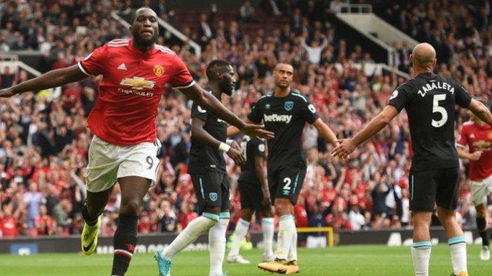Menang Telak Lawan West Ham di Laga Perdana, Manchester United Puncaki Klasemen Sementara