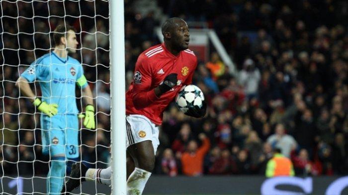 Manchester United Jajaki Tukar Lukaku dengan Penyerang Inter Milan