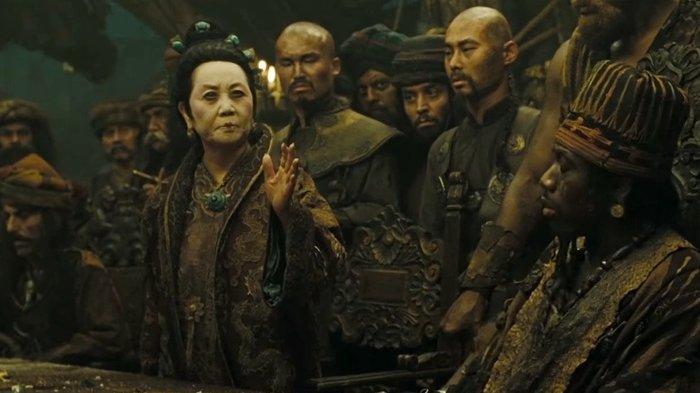 Inilah Madame Ching Ratu Bajak Laut Dunia, Seorang PSK asal Kanton China, Dikenal Paling Kejam