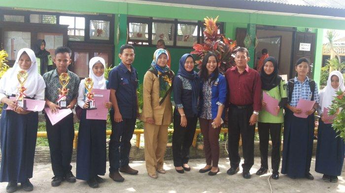 Inilah Pemenang Lomba Mading SMP/MTs se-Belitung 2017