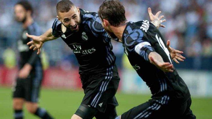 Real Madrid Juara La Liga ke 33