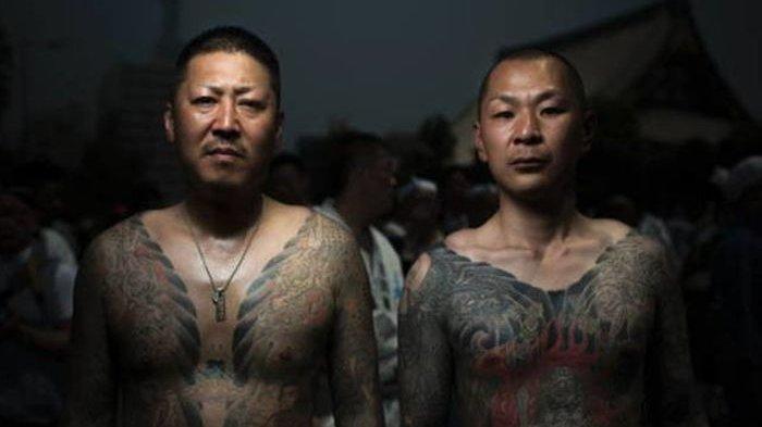 7 Fakta Tersembunyi Mafia Yakuza di Jepang, Ditakuti dan Dikenal Sadis
