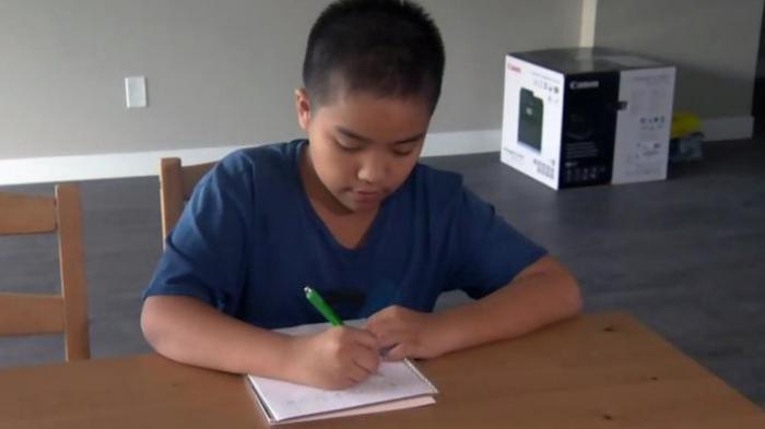 Fenomenal! Bocah 12 Asal Indonesia Ini Jadi Mahasiswa Termuda Universitas Waterloo di Kanada