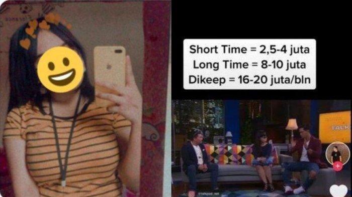 Heboh Pengakuan Mahasiswi Buka Tarif Open BO Jutaan, Kuliah di 2 Kampus, Sanggup Sehari 2 Pelanggan