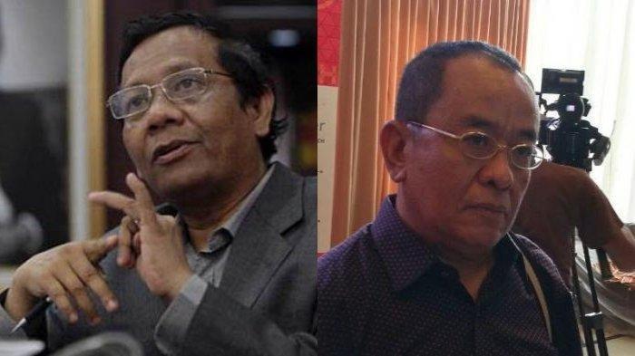 Said Didu Ucap Tak Sedikit Koruptor Berlindung di Parpol Berkuasa, Begini Jawaban Mahfud MD