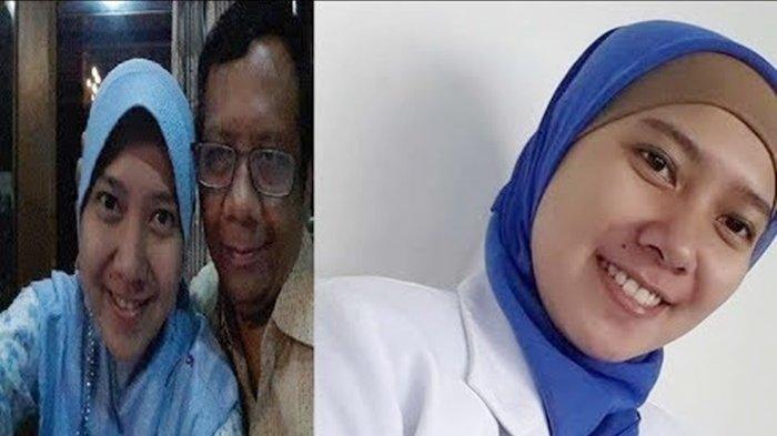 Kisah Anak Menkopolhukam Mahfud MD, Dikira Mahasiswa tidak Mampu, Diberi Susu oleh Dosen