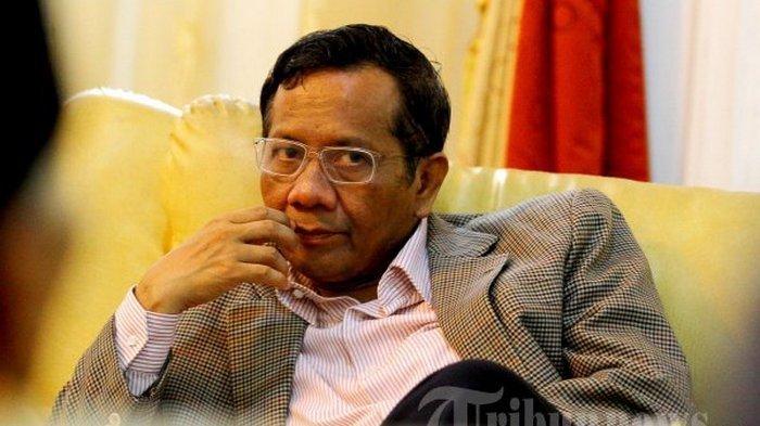 Mengaku Tidak Kecewa Namun Kaget, Begini Reaksi Mahfud MD Tak Dipilih Jadi Cawapres Jokowi