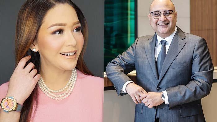Maia Estianty Cium Suami, Raffi Ahmad Malah Bereaksi Begini