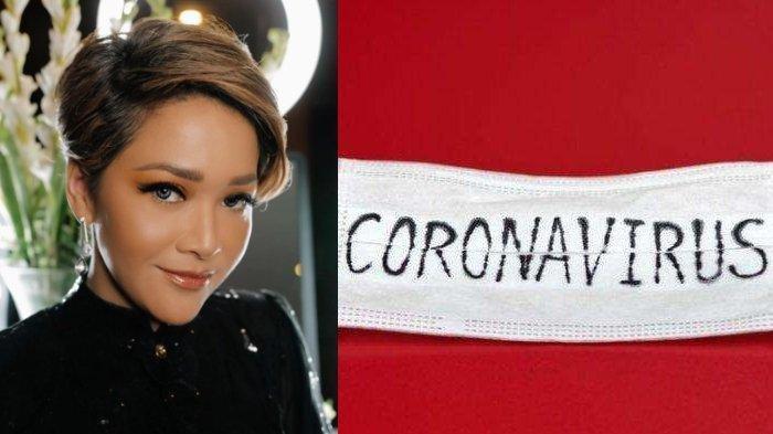 Maia Estianty Pun Kampanye Seputar Virus Corona: Habis Pegang Duit juga Kudu Cuci Tangan