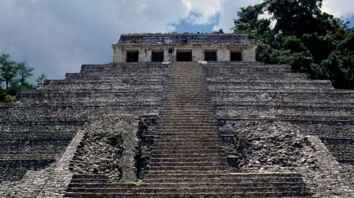 Kuburan Misterius Suku Maya Ini Diklaim Arkeolog Sebagai 'Gerbang ke Alam Baka'