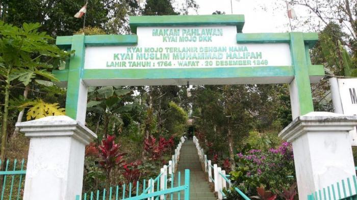 Makam Kyai Muslim Ini Sering Dikunjungi Para Pejabat dari Berbagai Daerah Saat Ramadan