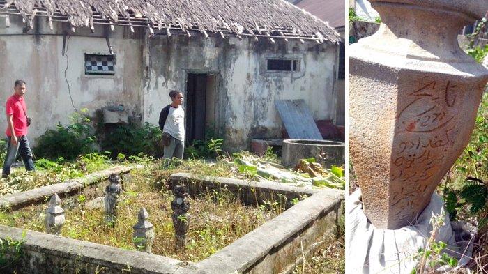 Menilik Misteri Makam Kuno di Belakang Eks Lapas Tanjungpandan, Ada Kisah Jenazah Hanyut