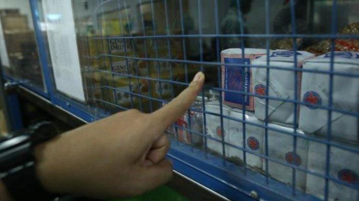 Makanan Dalam Kerangkeng Bertuliskan RI1 Kesukaannya Jokowi, Isinya Bikin Tak Percaya