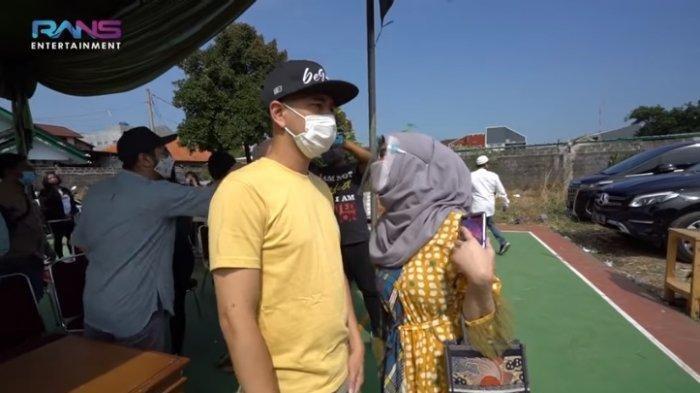 Mama Amy Langsung Berbisik saat tahu Berat Sapi Kurban Raffi Saingi Jokowi: Katanya Lebih Berat