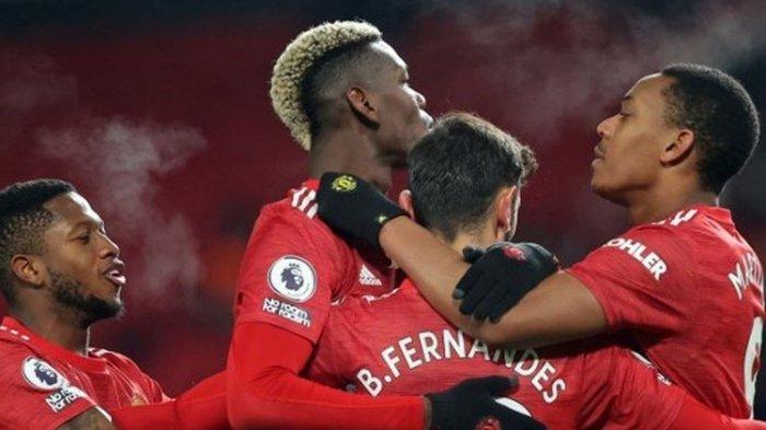 Man United Vs Aston Villa, Solskjaer Gugup Seperti Laga Final, Setan Merah Samai Poin Liverpool