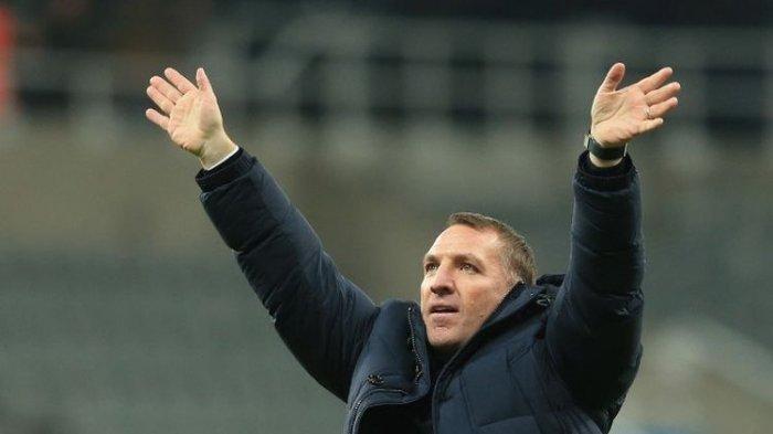 Leicester Vs Burnley, The Foxes Menang, Brendan Rodgers Ukir Rekor di Liga Inggris