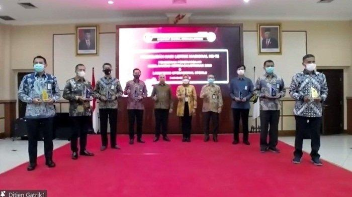 PLTU Belitung Raih Penghargaan K2 dari Lima Pembangkit PT PJB