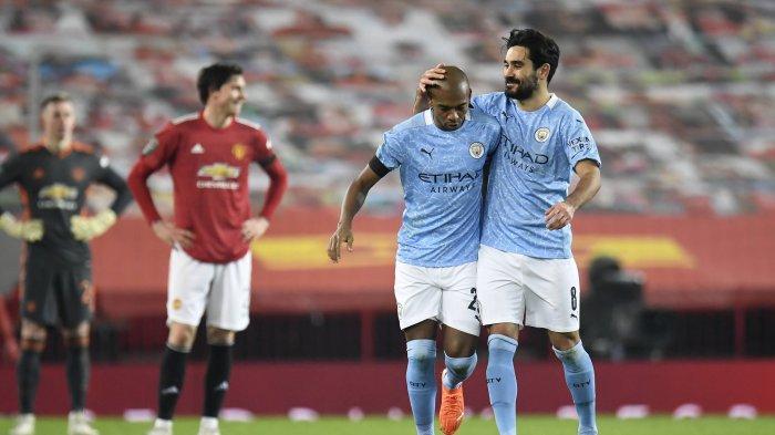 Manchester United Mengulang Trauma Semifinal, Diadang Man City di Piala Liga Inggris