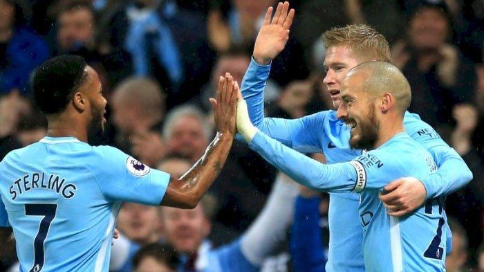 Hasil Liga Inggris, Manchester City Petik Kemenangan di Markas Arsenal 2-0