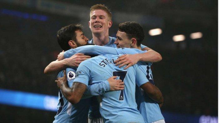 Hasil Pertandingan Liga Inggris Pekan ke-26, Hasil Berbeda Duo Manchester, Ini Jarak Poinnya
