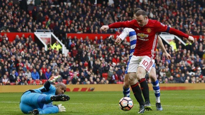 Manchester United Bungkam Reading 4-0, Ini Cuplikan Golnya