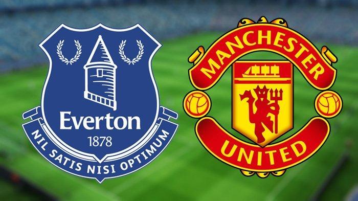 Tonton LIVE STREAMING Everton Vs Manchester United Pukul 00.30! Dua Bintang Setan Merah Absen