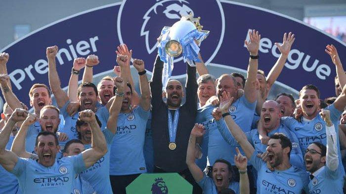 Manchester City Pertahankan Trofi Liga Inggris, Berikut Daftar Juara Sejak Era Premier League