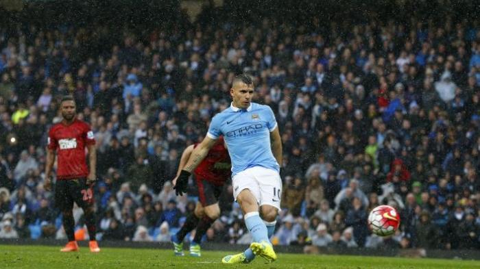 Aguero Paham Gaya Tiki Taka Pep Guardiola di Manchester City