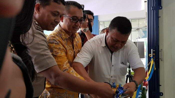 Bank Mandiri Resmikan KCP Mandiri Mitra Usaha di Gantung