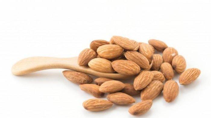 Ini Diantara Manfaat Jiika Rutin Makan Kacang Almond, Mampu Menaklukan Kolesterol Jahat