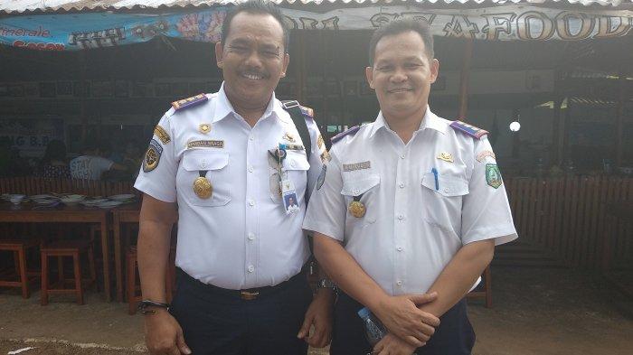 Kepala Balai Pengelola Transportasi Darat Wilayah VII Pantau Arus Balik di Belitung Timur