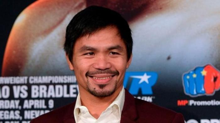 Abu Sayyaf Berencana Menculik Petinju Manny Pacquiao