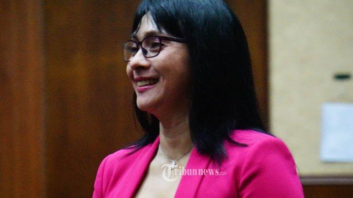 Mantan Bupati Kepulauan Talaud Sri Wahyumi Kembali Diamankan KPK